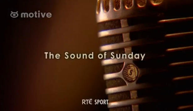 Micheál: The Sound of Sunday